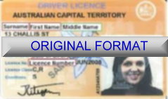 QUALITY FAKE ID WITH HOLOGRAMS
