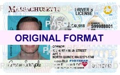 MASSACHUSETTS FAKE IDS SCANNABLE FAKE MASSACHUSETTS ID WITH HOLOGRAMS