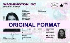 WASHINGTON DC FAKE IDS WASHINGTON DC SCANNABLE FAKE ID CARDS WITH HOLOGRAMS